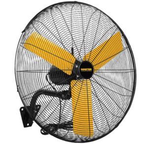 where should a fan be placed in a garage