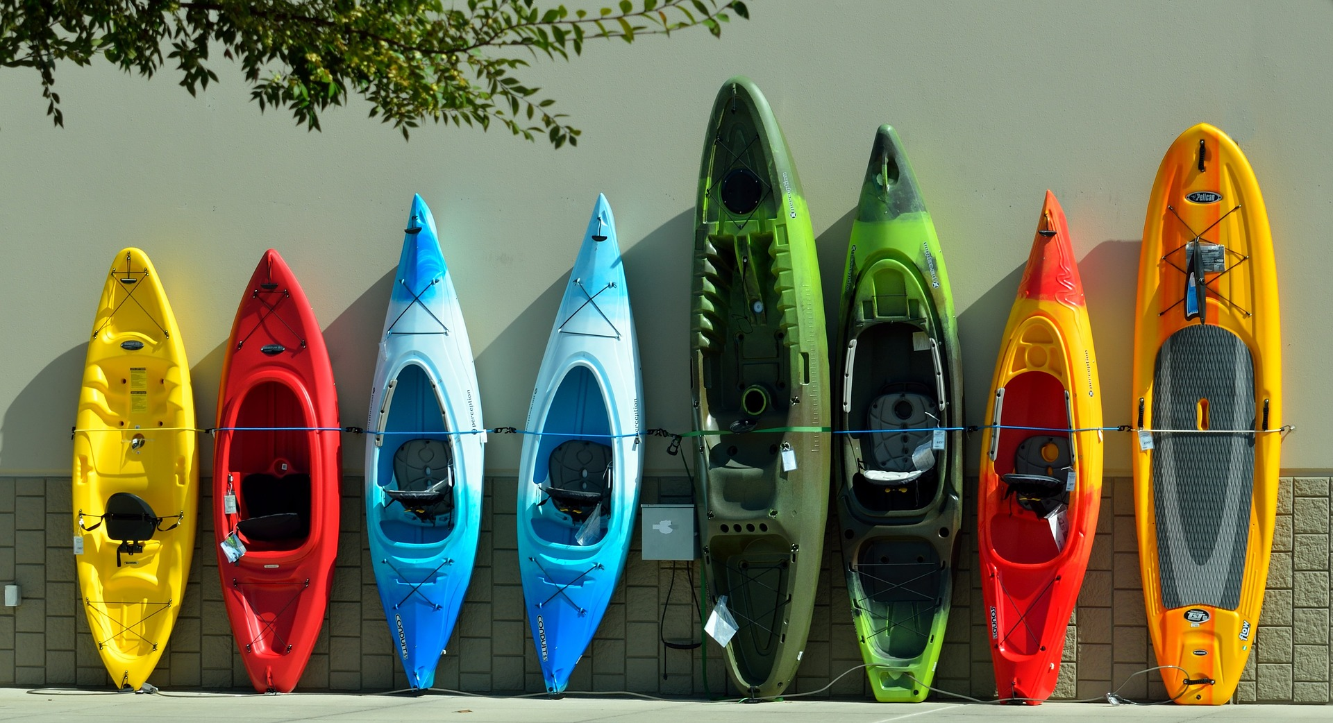 How to Store Kayaks in a Garage